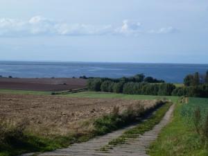 Blick auf die Ostsee bei Wismar